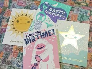 Popular Hello!Lucky Cards