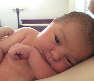 06-30-2014. A shot of my new little girl! She gets cuter and cuter every day.